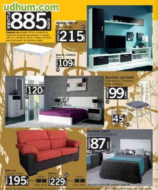 Sofas baratos camas y mas for Muebles ledesma