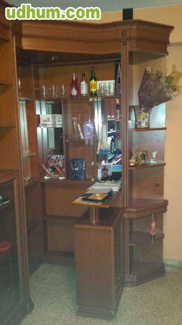 Mueble de boasserie con barra de bar for Mueble barra bar
