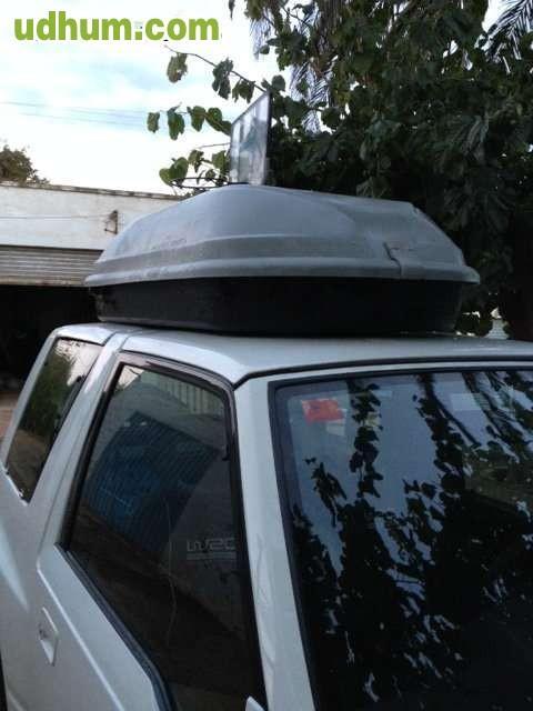 Cofre para techo de coche - Cofre techo coche ...