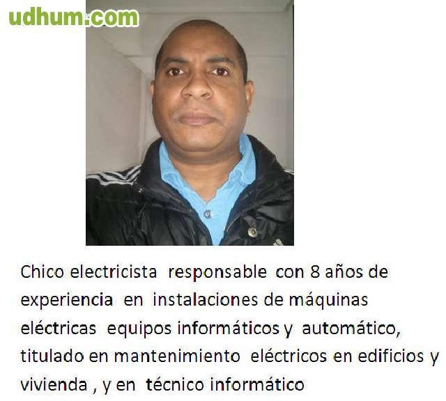 Electricista busco trabajo 3 - Electricistas en bilbao ...