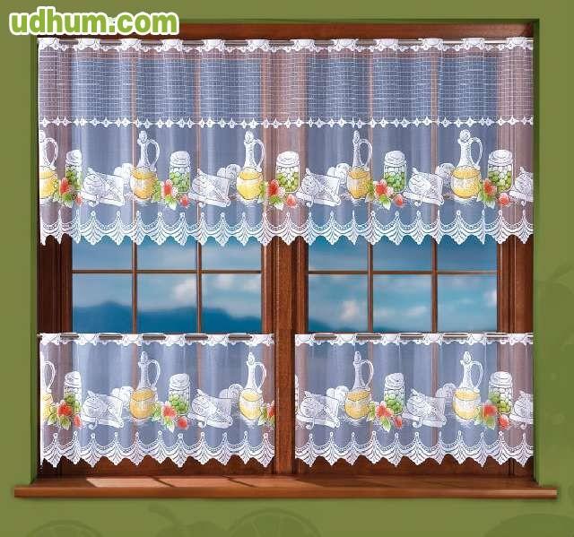 Cortinas y visillos - Visillos y cortinas ...