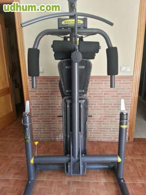 Banco gimnasio bh fitness for Gimnasio hercules