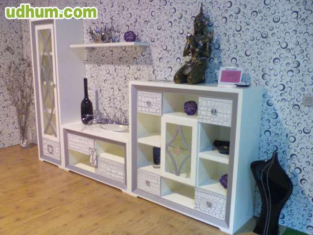 Mueble salon para tv for Muebles asturias liquidacion