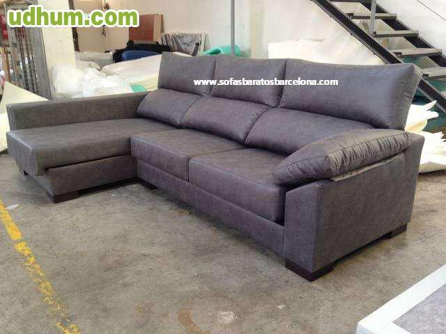 Sof 3 plazas con chaise longue 2 for Sofas 6 plazas con chaise longue
