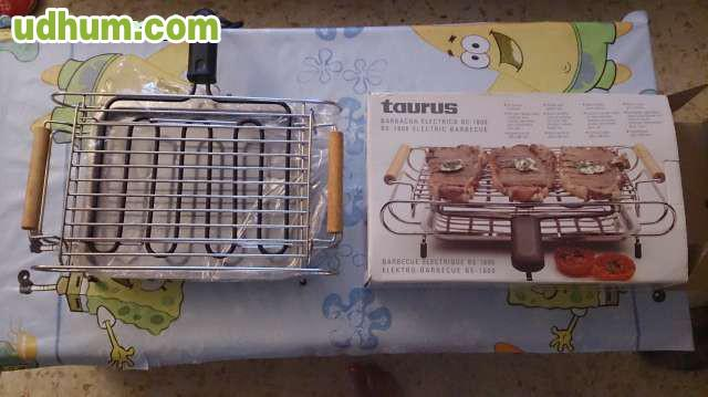 Barbacoa el ctrica taurus 1 - Barbacoa portatil carrefour ...