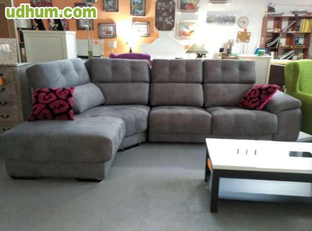 Oulet de sofas for Sofas 4 plazas reclinables