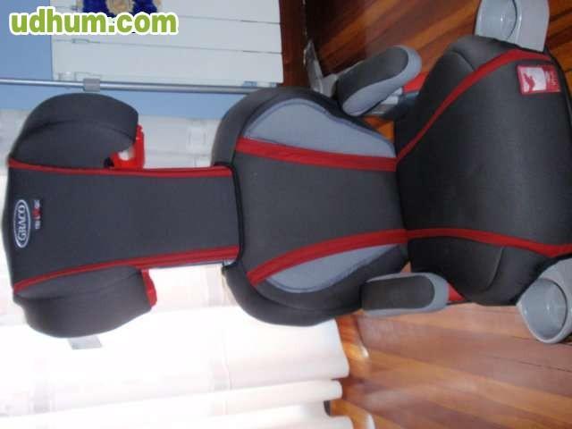 Silla para coche graco for Silla mecedora graco 6 velocidades