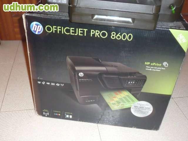 Impresora hp Officejet Pro l7680 manual