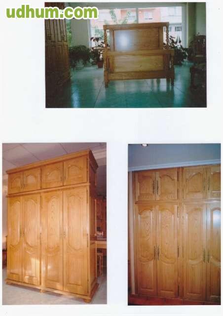 Aparadores en casta o tipo r stico - Muebles de castano ...