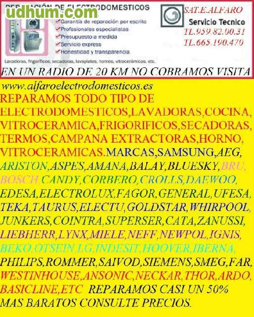Electrodomesticos isla chica for Radiadores 7 islas