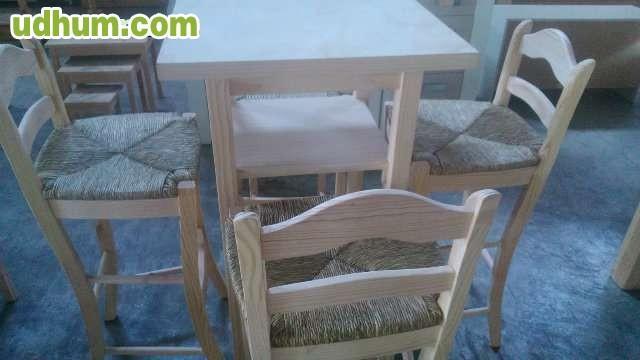 Liquidaci n de sillas mesas y taburetes for Liquidacion mesas sillas jardin