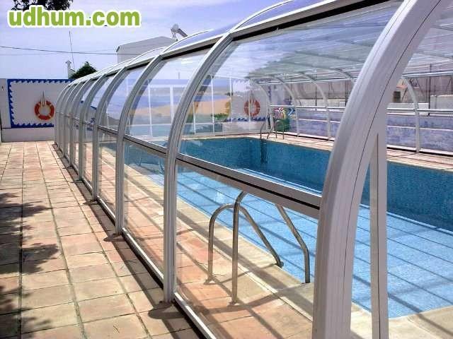Cubiertas para piscinas 7 for Cubiertas de piscinas baratas