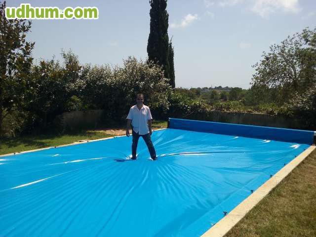 Cobertor de piscina cubrepiscina lonas - Cobertor de piscina ...