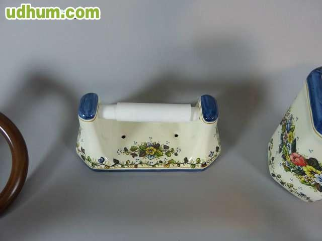 Accesorios de cer mica para ba os for Accesorios bano ceramica