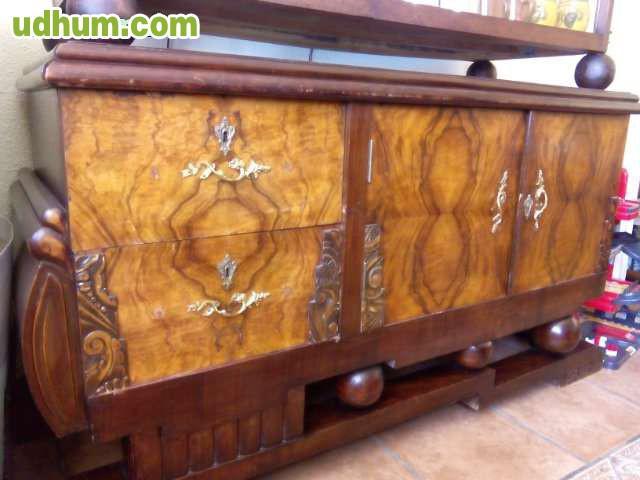 Muebles antiguos de madera para comedor - Muebles antiguos de madera ...