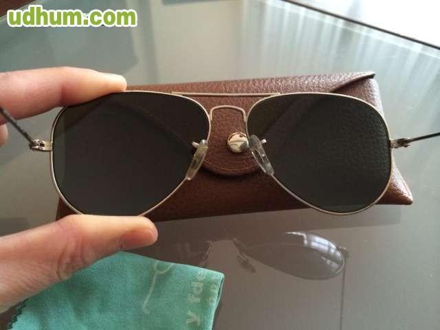Gafas de sol ray ban espejo plateada chi for Gafas de sol ray ban espejo