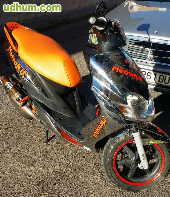 Yamaha Jog Rr 91
