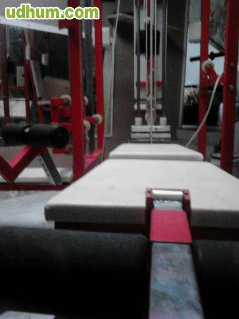 Multi estaci n de gimnasia for Gimnasio yecla