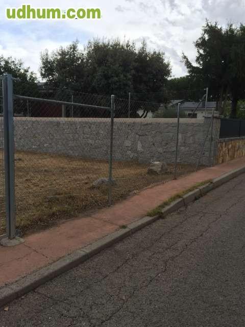 Todo tipo de vallas u muros - Vallas para muros ...