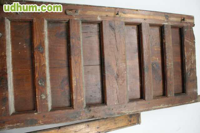 Se vende puerta exterior antigua 1800 for Se vende jacuzzi exterior