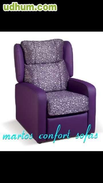 Martos confort sofas 1 for Sofas precio fabrica