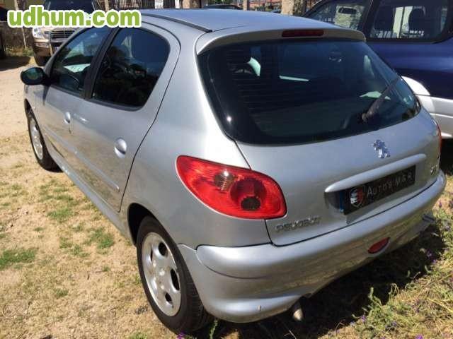 Peugeot 206 1 4 hdi 70cv 5 puertas for 5 puertas pontevedra