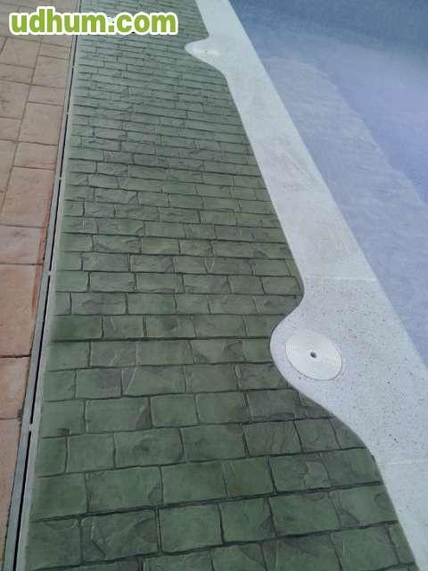 Pavimento de hormigon impreso 17 48 for Pavimento de hormigon tarragona