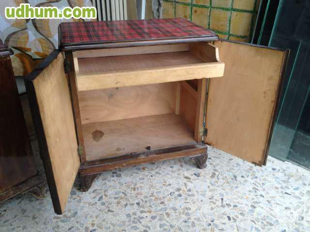 Mesillas antiguas de madera - Mesillas de madera ...