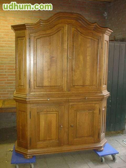 Mesas sillas aparadores rusticos y antig - Muebles rusticos asturias ...