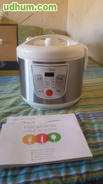 Robot de cocina a estrenar 1 - Robot de cocina cocifacil ...