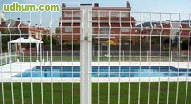 Vallas para jardines fincas piscinas - Vallas para parcelas ...