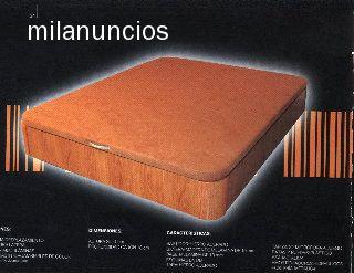 Canapes de madera for Muebles hermanos mora