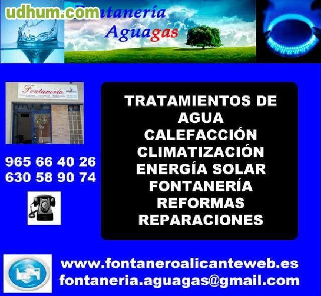 Fontanero econ mico 218 - Fontaneros en elche ...