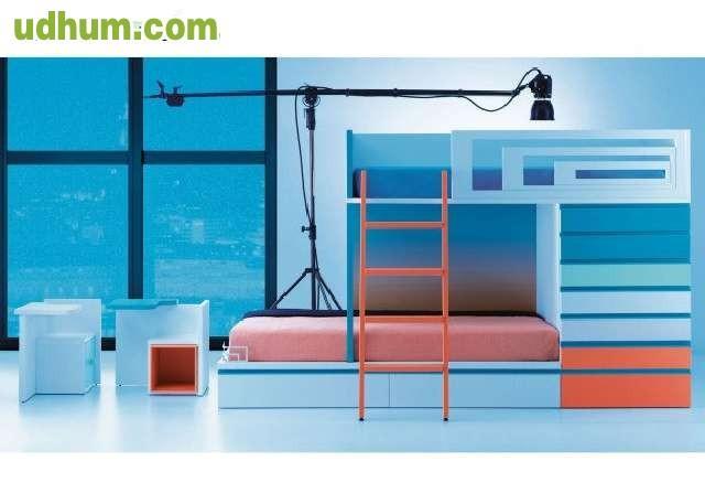 Dormitorios juveniles a medida 2 for Dormitorios juveniles a medida