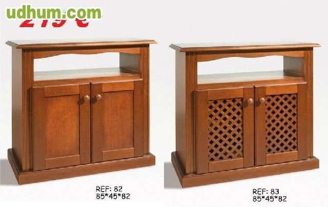Mesas television de madera baratas for Mesas jardin madera baratas