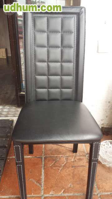 Vendo sillas comedor for Sillas comedor ligeras