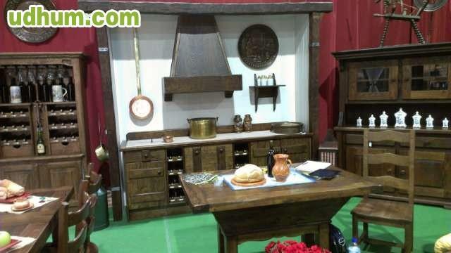 Muebles de roble rusticos - Muebles rusticos asturias ...