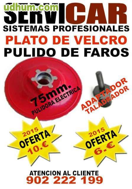 Precios pulido de faros rf 997 indasa - Kit de pulido de faros ...