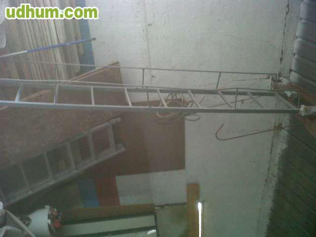 Escaleras de obra 3 50 a 4m - Escaleras de obra ...
