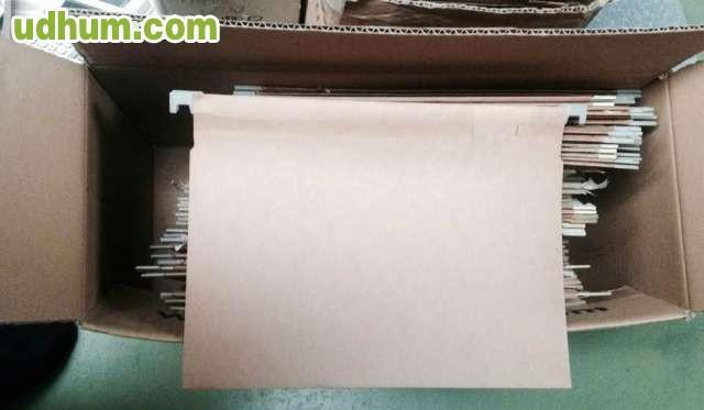 Carpetas colgantes para caj n de oficina for Oficinas caja duero salamanca