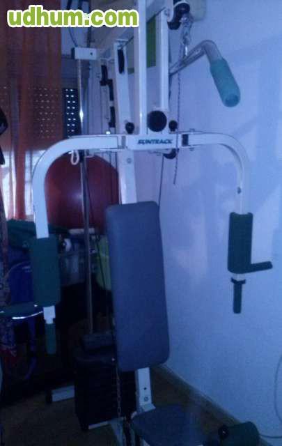Suntrack maquina de musculaci n for Maquinas de musculacion