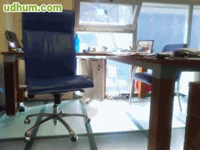 Muebles oficina despacho direcci n lujo for Direccion oficina