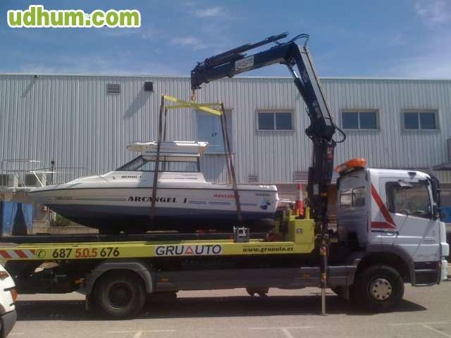 Transporte de embarcaciones 10 - Transporte islas baleares ...
