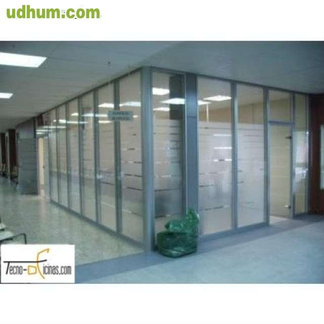 Mamparas de cristal para oficinas - Mamparas oficina segunda mano ...