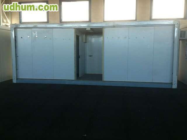 Casetas de obra modulares segunda mano for Casetas de jardin de resina de segunda mano