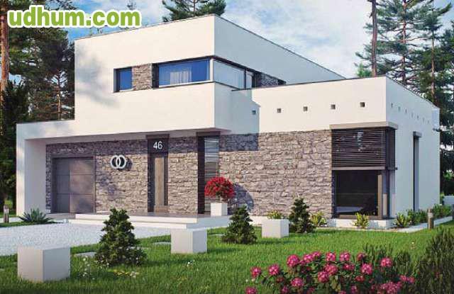 Casas de madera ecologicas 4 - Casas modulares de lujo ...