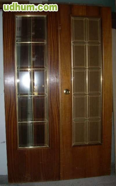 Puerta doble de comedor - Puertas de comedor ...
