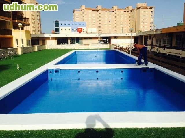Reparacion y construcion de piscinas for Reparacion piscinas