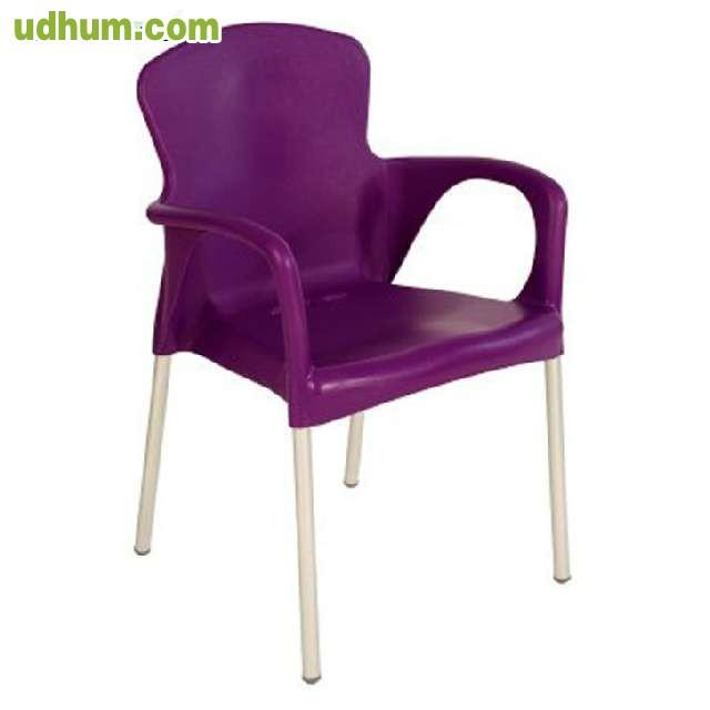 Oferta sillas de plastico for Ofertas de sillas