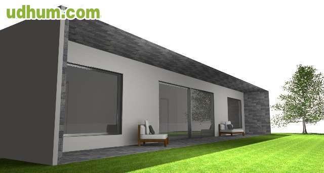 Casa prefabricada de hormigon modular - Casas prefabricadas en navarra ...